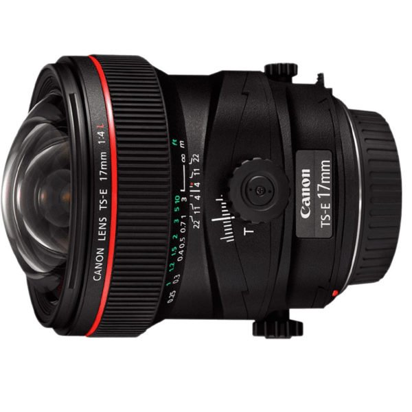Canon TS-E 17 mm